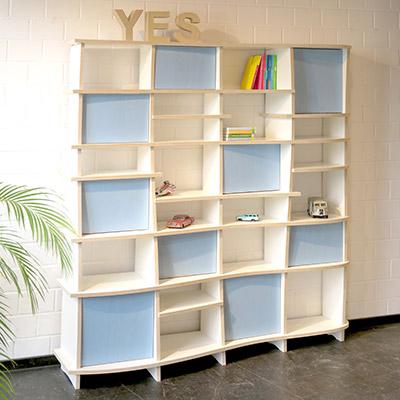 form.bar Möbel mit Türen und Klappen